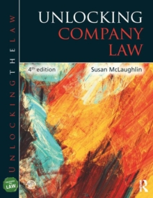 Unlocking Company Law, Paperback / softback Book