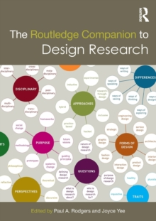 The Routledge Companion to Design Research, Paperback / softback Book