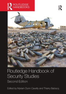 Routledge Handbook of Security Studies, Paperback / softback Book