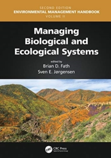 Managing Biological and Ecological Systems, Hardback Book