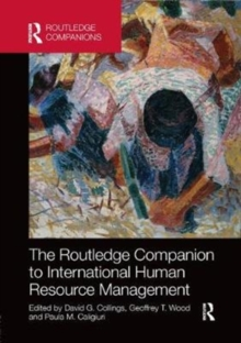 The Routledge Companion to International Human Resource Management, Paperback / softback Book