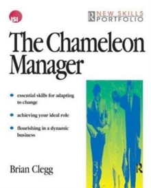 The Chameleon Manager, Hardback Book