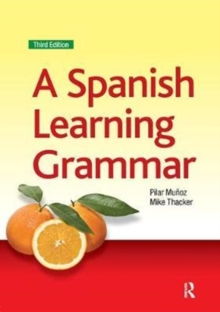 A Spanish Learning Grammar, Hardback Book