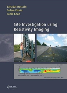 Site Investigation using Resistivity Imaging, Hardback Book