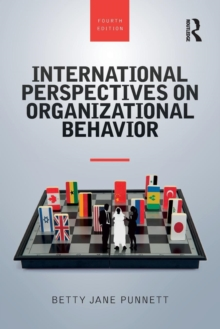 International Perspectives on Organizational Behavior, Paperback / softback Book