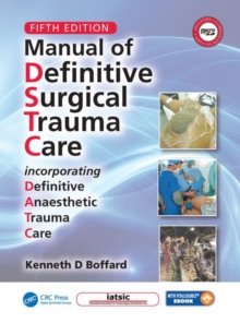 Manual of Definitive Surgical Trauma Care, Fifth Edition, Mixed media product Book