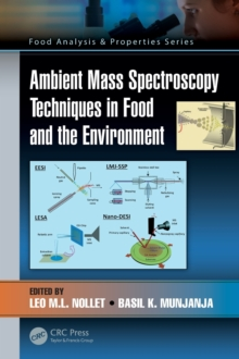 Ambient Mass Spectroscopy Techniques in Food and the Environment, Hardback Book