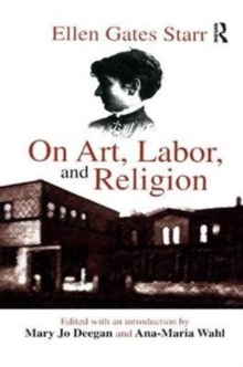 On Art, Labor, and Religion, Paperback / softback Book