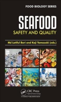 Seafood Safety and Quality, Hardback Book