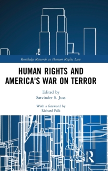 Human Rights and America's War on Terror, Hardback Book
