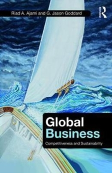Global Business : Competitiveness and Sustainability, Hardback Book