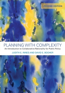 Planning with Complexity : An Introduction to Collaborative Rationality for Public Policy, Paperback Book
