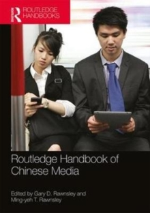 Routledge Handbook of Chinese Media, Paperback / softback Book