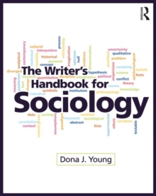The Writer's Handbook for Sociology, Paperback / softback Book