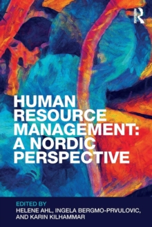 Human Resource Management: A Nordic Perspective, Paperback / softback Book