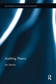 Auditing Theory, Paperback / softback Book