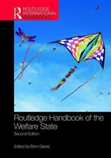 Routledge Handbook of the Welfare State, Hardback Book