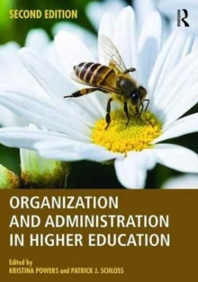 Organization and Administration in Higher Education, Paperback / softback Book