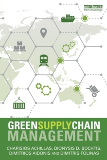 Green Supply Chain Management, Paperback / softback Book