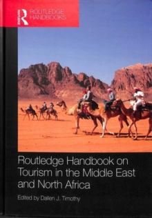 Routledge Handbook on Tourism in the Middle East and North Africa, Hardback Book