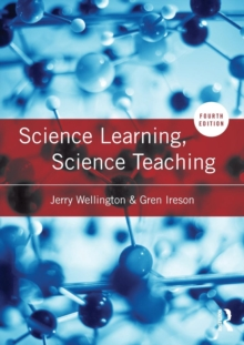 Science Learning, Science Teaching, Paperback Book