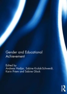 Gender and Educational Achievement, Hardback Book