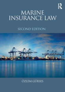 Marine Insurance Law, Paperback Book