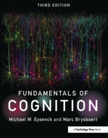 Fundamentals of Cognition, Paperback / softback Book
