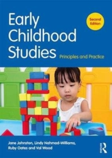 Early Childhood Studies : Principles and Practice, Paperback / softback Book