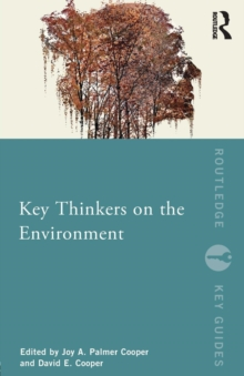 Key Thinkers on the Environment, Paperback Book