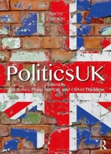 Politics UK, Paperback Book