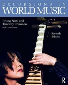 Excursions in World Music, Seventh Edition, CD-Audio Book