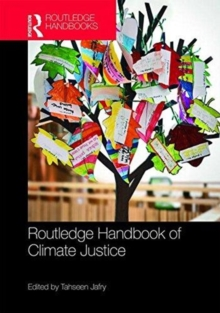 Routledge Handbook of Climate Justice, Hardback Book