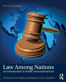 Law Among Nations : An Introduction to Public International Law, Paperback / softback Book