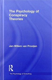 The Psychology of Conspiracy Theories, Hardback Book