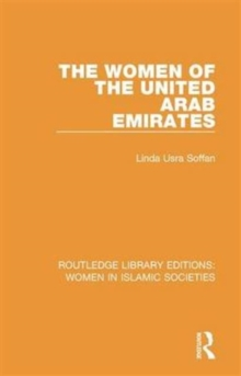 The Women of the United Arab Emirates, Hardback Book