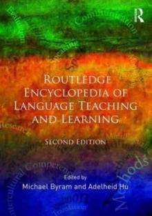 Routledge Encyclopedia of Language Teaching and Learning, Paperback / softback Book