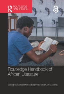Routledge Handbook of African Literature, Hardback Book