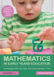 Mathematics in Early Years Education, Paperback / softback Book