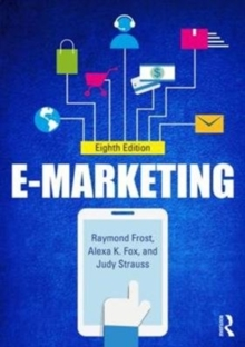 E-marketing, Paperback / softback Book