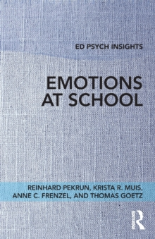 Emotions at School, Paperback / softback Book