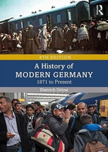 A History of Modern Germany : 1871 to Present, Paperback / softback Book