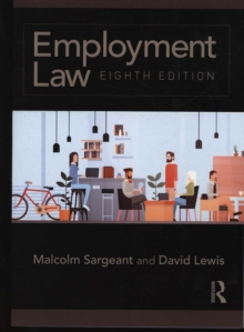 Employment Law : Eighth edition, Paperback / softback Book