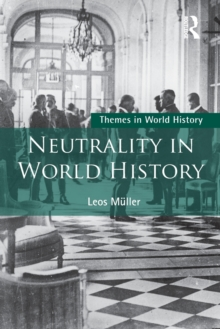 Neutrality in World History, Paperback / softback Book