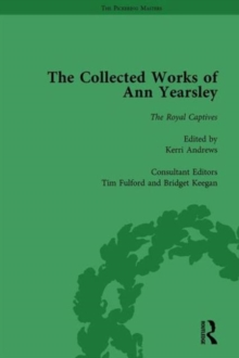 The Collected Works of Ann Yearsley Vol 3, Hardback Book