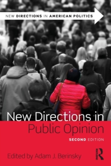 New Directions in Public Opinion, Paperback Book