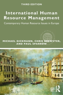 International Human Resource Management : Contemporary HR Issues in Europe, Paperback / softback Book