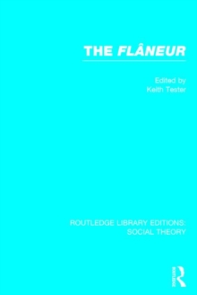 The Flaneur, Hardback Book