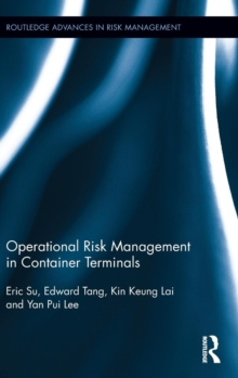 Operational Risk Management in Container Terminals, Hardback Book