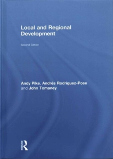 Local and Regional Development, Hardback Book